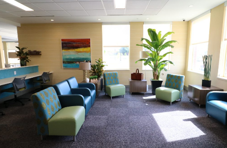 Guadalupe Common Room